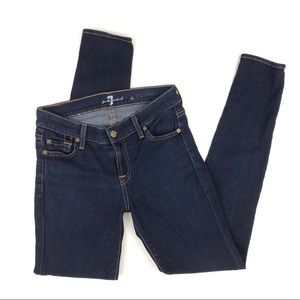 7FAM The Skinny 26 stretch jeans 7 For All Mankind